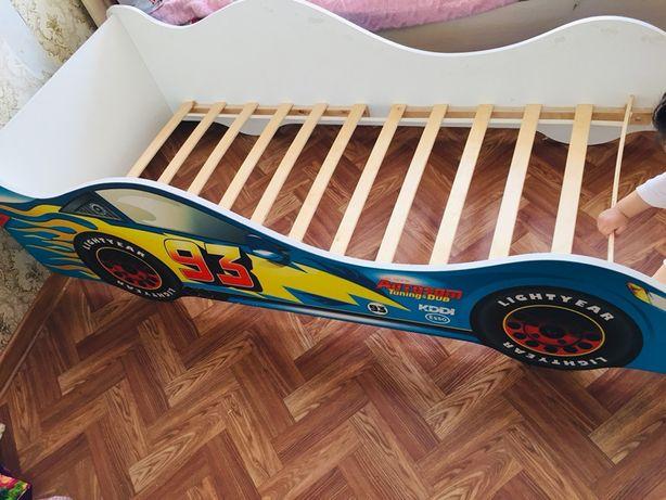Кровать машинка для мальчиков