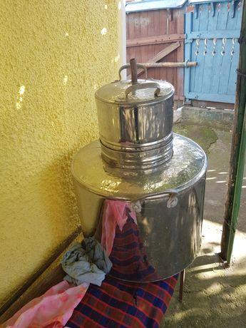 Cazan inox 100 kg