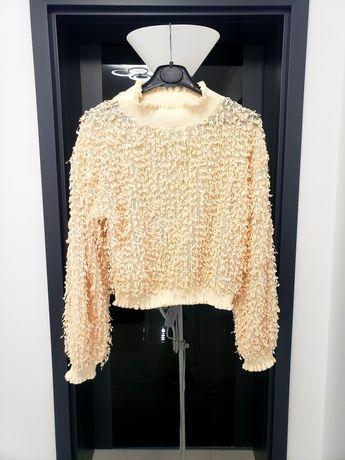 Bluză damă Zara crem
