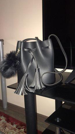 Женская сумка-боченок