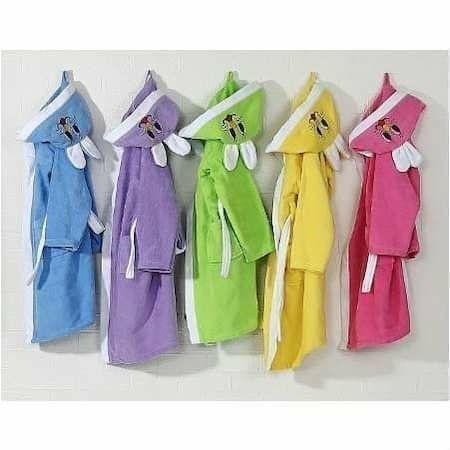 Хавлиени халати   за 1-12г. 100%памук