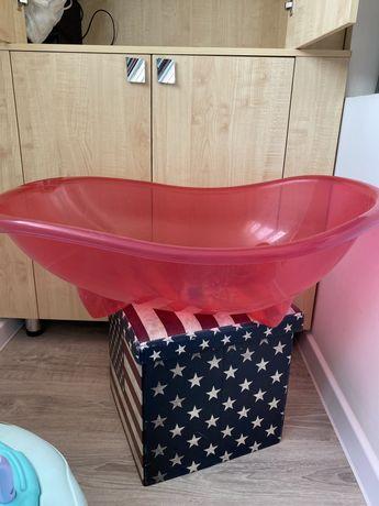 Ванночка и стульчик для ванной