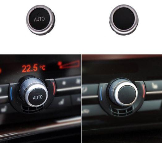 Buton Capac Rotita AC Clima Ventilatie BMW F10 F15 F16 F02 F01 F13 F07