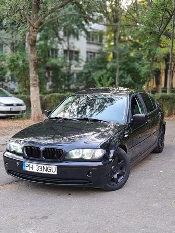 Vând BMW seria 3, e46, pachet All Black