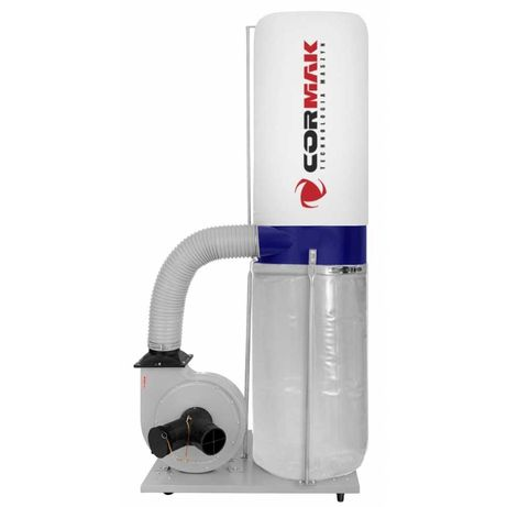 Exhaustor  FM 300 - 400 V, Exhaustor 1 sac, Aspirator rumegus si praf