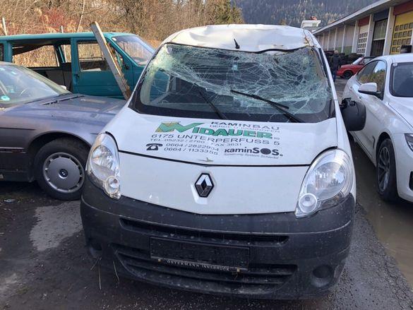 НА ЧАСТИ! Renault Kangoo 1.5 dCi 110 кс. 2013 г. Рено Канго Климатик