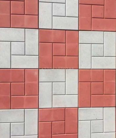 Тротуарная плитка, брусчатка, евробрусчатка, прессованная брусчатка