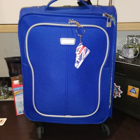 Valiza gen carry-on Pierre Cardin