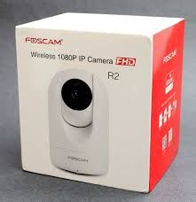 Postat 10 februarie 2021 Camera supraveghere Baby Monitor FOSCAM R2 FH
