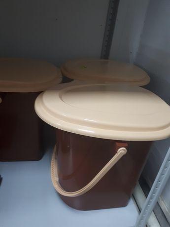 Ведро туалет оптовая цена;Био туалет;17л.