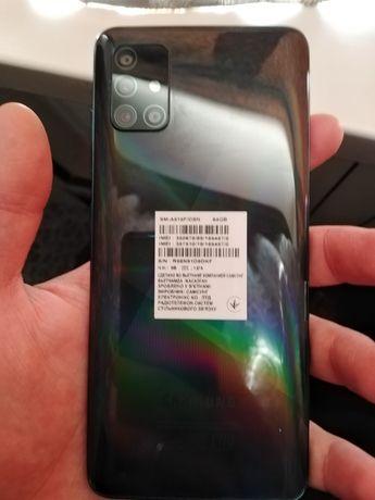 Samsung galaxy A 51 новый
