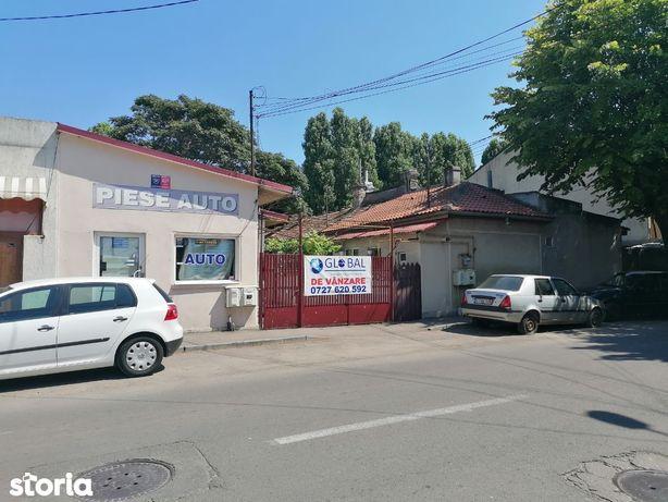 Trocadero (Poporului) - Casa 3 camere +Spatiu Comercial - 140000euro
