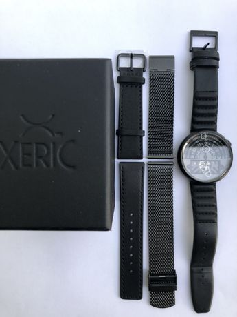 Ceas barbati Xeric Halograph II Automatic All Black Limited Edition