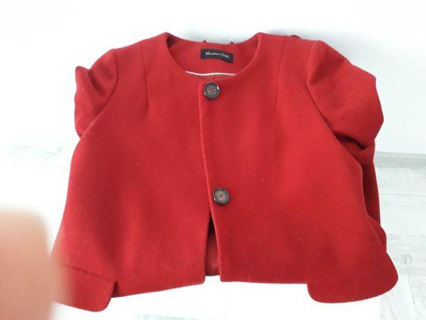 Palton NOU lana dama Massimo Dutti