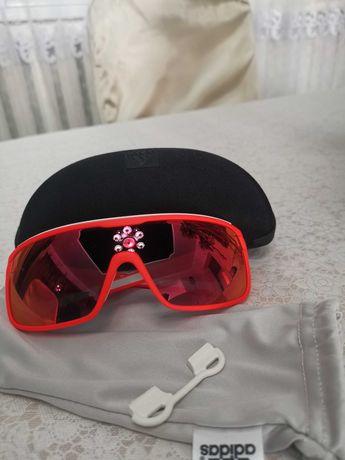 Лыжные оригинальные очки адидас