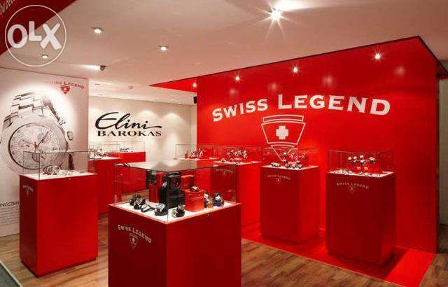 Swiss Legend - SL Pilot Chronograph