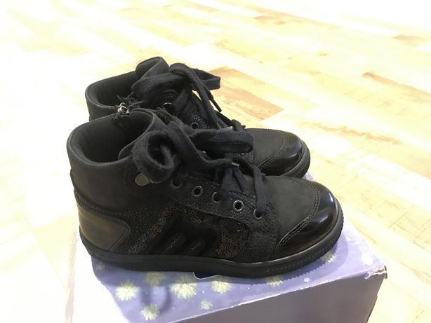 Осенние ботинки для девочки Minimen 30р