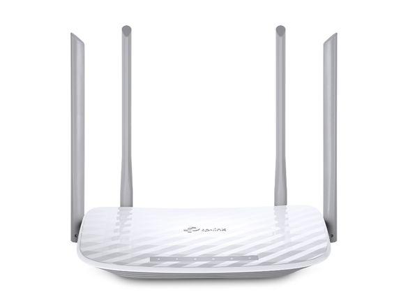 Рутер безжичен Router TP-Link Archer C50 AC1200 Wi-Fi Dual Band 1200M