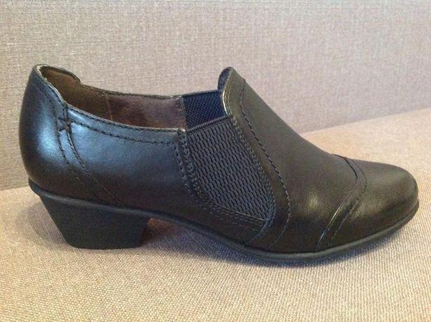 туфли Jana цвет черный