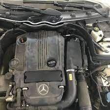 Motor 1.8 CGI 156cp euro 5 pentru Mercedes C Class w204 din 2012