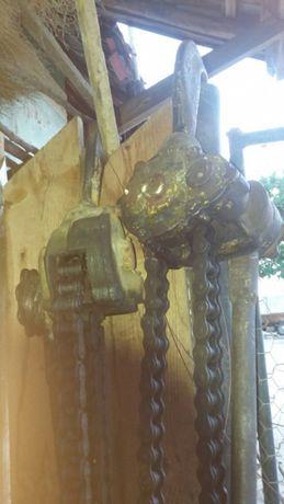 Macarale manuale de 3 și 5 tone