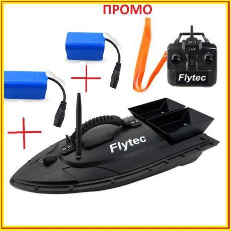 ПРОМО Лодка с ДВЕ Батерии лодка за захранка и разпъване 550м обхват