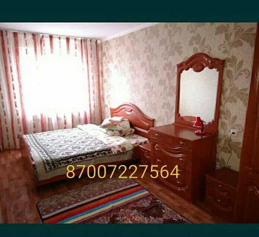 квартира по суточно 11 мкр 2х комнатная 5500, акация 2х