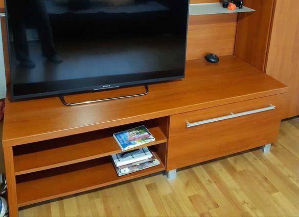 ТВ шкаф масивен, модулен
