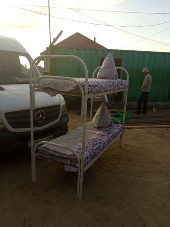 Кровать железный