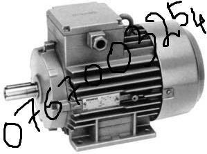vand motor electric 4kw 3000 rotatii carcasa aluminiu cu capete fonta
