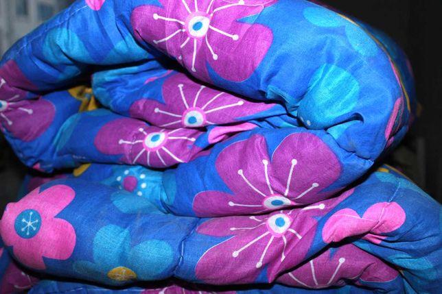 Одеяло ватное полуторка
