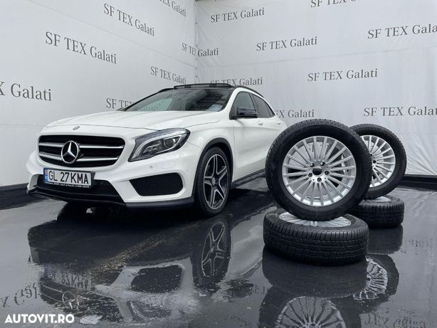 Mercedes-Benz GLA Mercedes GLA 220 CDI 4MATIC AMG + Trapa