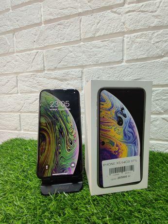 iPhone XS 64Gb 97% Silver