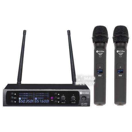 Радиоприёмник Радио микрофон Prodipe UHF-M850