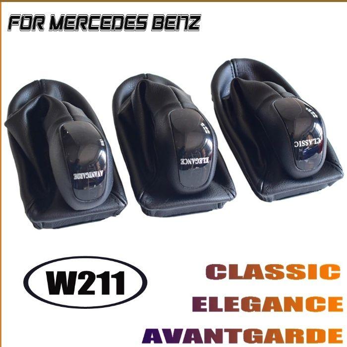 Nuca și manșon schimbător viteze Mercedes Benz E Class W211 E220 CDI