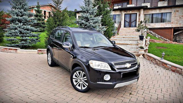 Chevrolet Captiva Automat 7Locuri Full 4x4 Diesel2,0