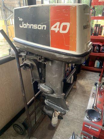 Johnson 40hp бартер