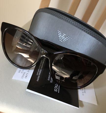 Дамски слънчеви очила Emporio Armani - Нови