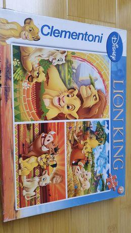 Puzle Lion King 3 buc