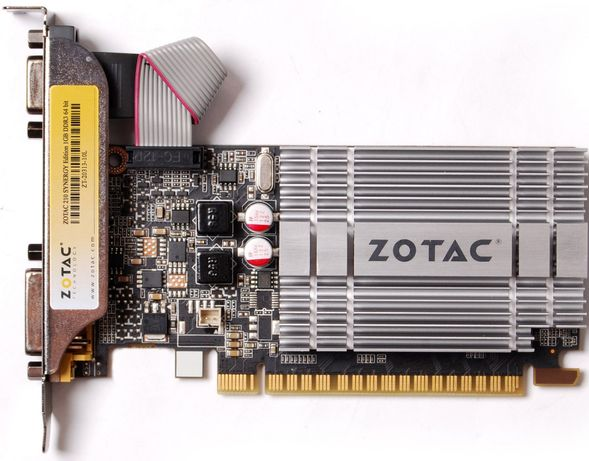 Видекарта PCI-E для компьютера