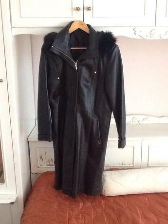 Кожено яке дамско с цип, палто и сако