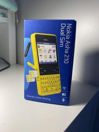 Nokia Asha 210 Dual Sim Black