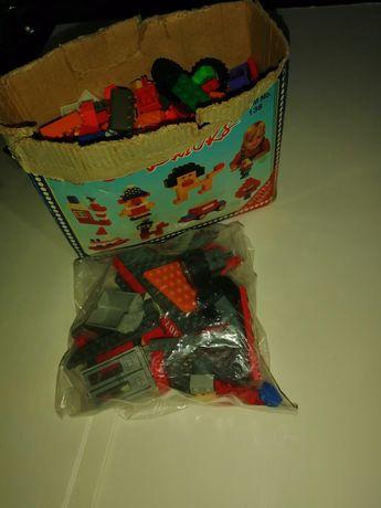 Лего  в  полном  комплекте