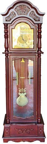 Часы напольные с маятником Часовой шкаф