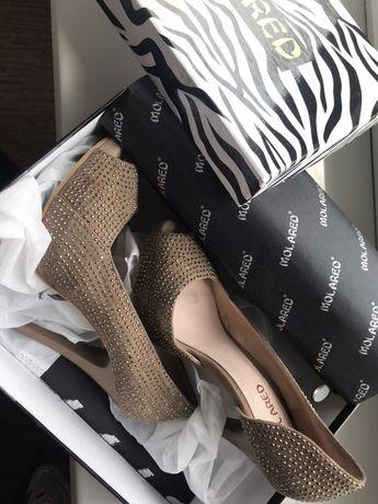 Туфли вечерние (36 размер)