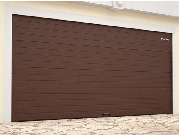 Предлагается услуги по продаже и установки гаражных ворот