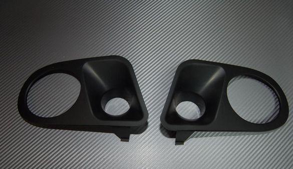 Капачета за халогени тип Hamann за BMW е39 M-technik