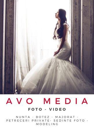 AVO MEDIA / Fotograf Evenimente ( FOTO - VIDEO )