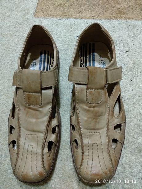 Sandale piele, 42