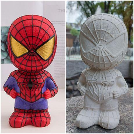 Человек паук копилка копилки сувенир подарок